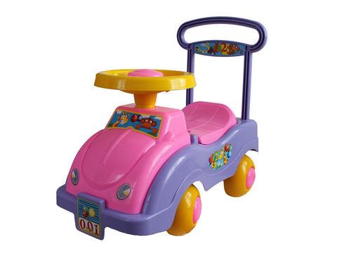 Автомобиль-каталка для девочек У447 (Уфа)