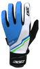 Картинка перчатки лыжные KV+ Focus blue\white - 1