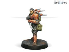 Guĭ Fēng (вооружен Pistol)