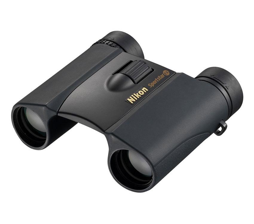 Бинокль Nikon SportStar EX 10x25 DCF black - фото 1