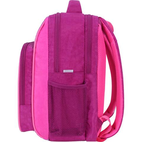 Рюкзак школьный Bagland Школьник 8 л. малиновый 880 (0012870)