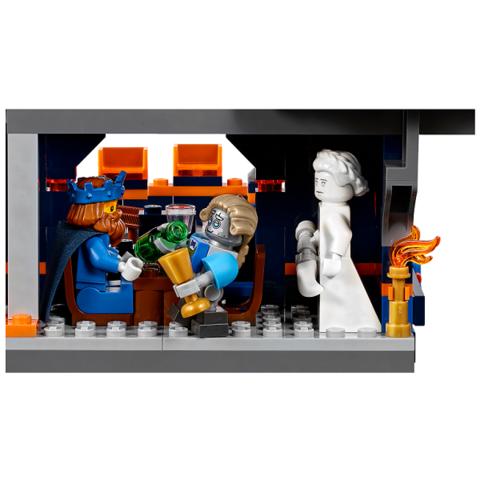 LEGO Nexo Knights: Королевский замок Найтон 70357 — Knighton Castle — Лего Нексо рыцари