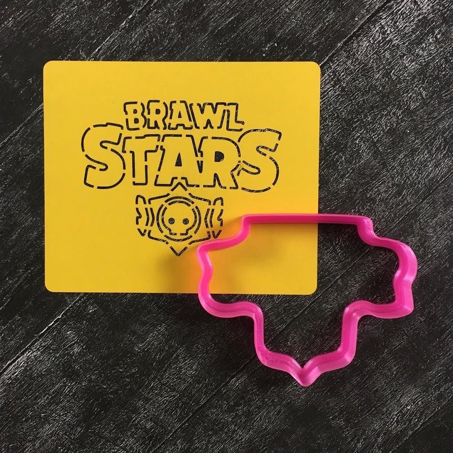 Brawl Stars №1 Эмблема