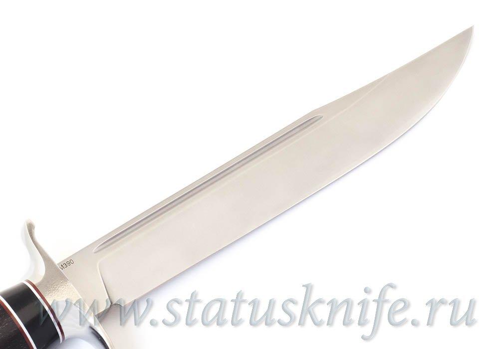 Нож Чебуркова Финка НКВД M390 - фотография