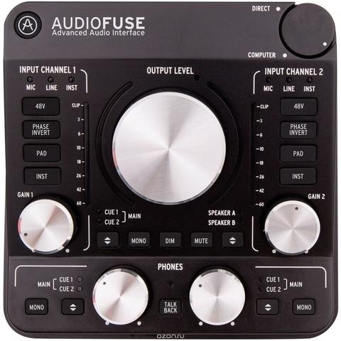 Arturia Audiofuse Black Аудиоинтерфейс