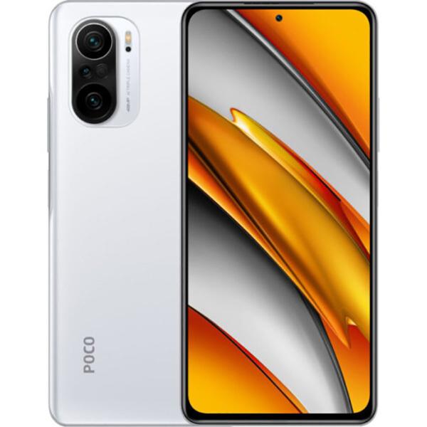 Poco F3 Xiaomi Poco F3 8/256GB NFC Arctic White (Белый) white1.jpg
