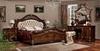 Набор мебели для спальни Касандра (цвет - орех с шелкографией)