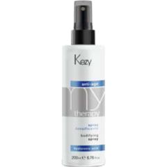 KEZY mytherapy anti-age hyaluronic acid Bodifying spray Спрей для придания густоты истонченным волосам c гиалуроновой кислотой 200 мл.
