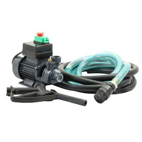Насос для дизельного топлива UNIPUMP BADT40S1 (0,37 кВт, Hmax 30 м, Qmax 40 л/мин,  кабель 1,5 м)