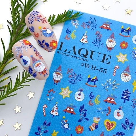 LAQUE Cлайдер дизайн #WB-55
