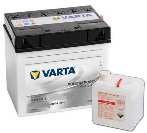 Аккумулятор Varta AGM YTX16-BS