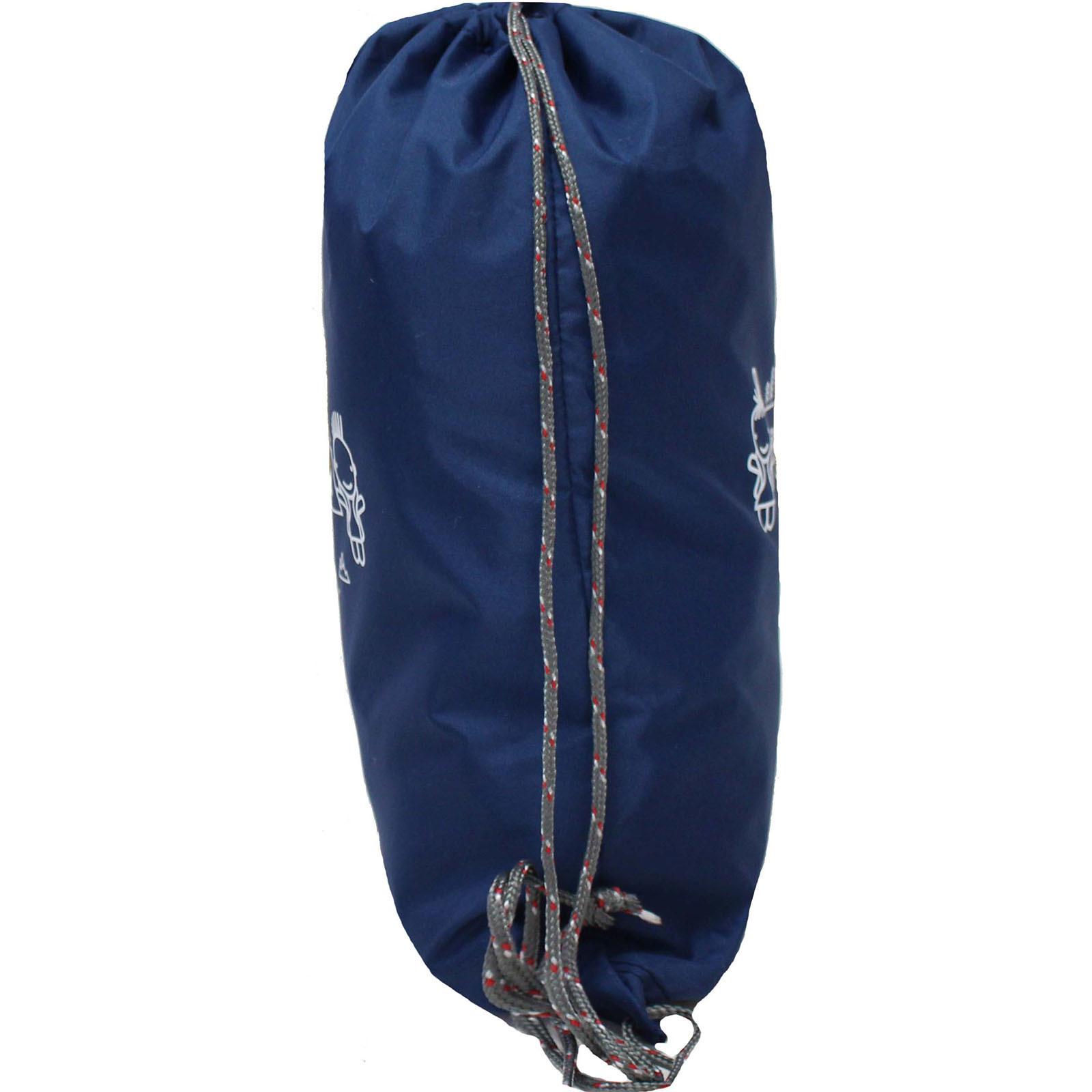 Рюкзак Bagland Котомка 8 л. Синий (00566152)