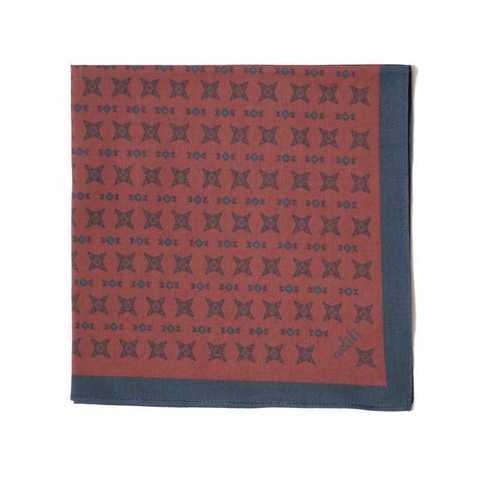 Платок карманный хлопок 36х36 см (152-03)