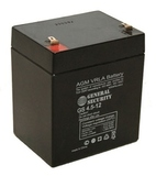 Аккумулятор General Security GS 4,5-12 ( GS12-4.5 ) ( 12V 4,5Ah / 12В 4,5Ач ) - фотография