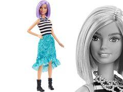 "Кукла Барби ""Модница"" 18 (Лиловый шик)"