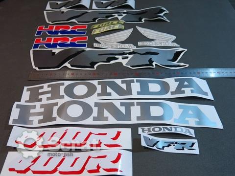 Наклейки набор Honda VFR 400 RVF 400