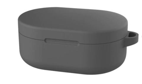 Чехол на Xiaomi Airdots силиконовый (серый)