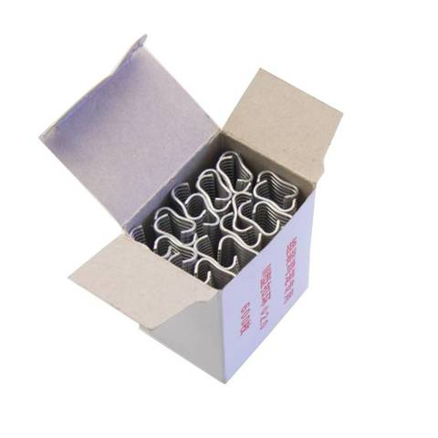 Скрепки, скобы металлические для клипсатора