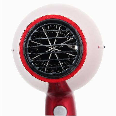 Уценка! Фен Valera Swiss Power4ever, 2400 Вт, 2 насадки, красный