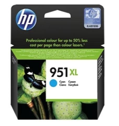 Картридж HP CN046AE 951XL голубой