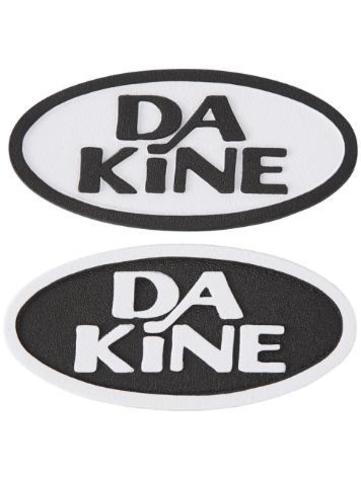 Стомппэд Dakine RETRO OVAL STOMP BLACK / WHITE