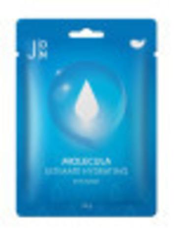 J:ON НАБОР Тканевые патчи для глаз УВЛАЖНЕНИЕ Molecula Ultimate Hydrating Eye Patch, 20 шт * 12 г