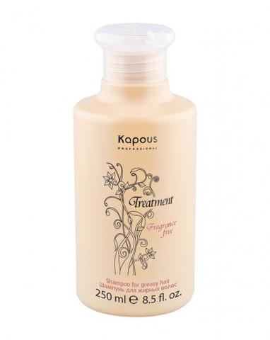 Шампунь для жирных волос Treatment, 250 мл