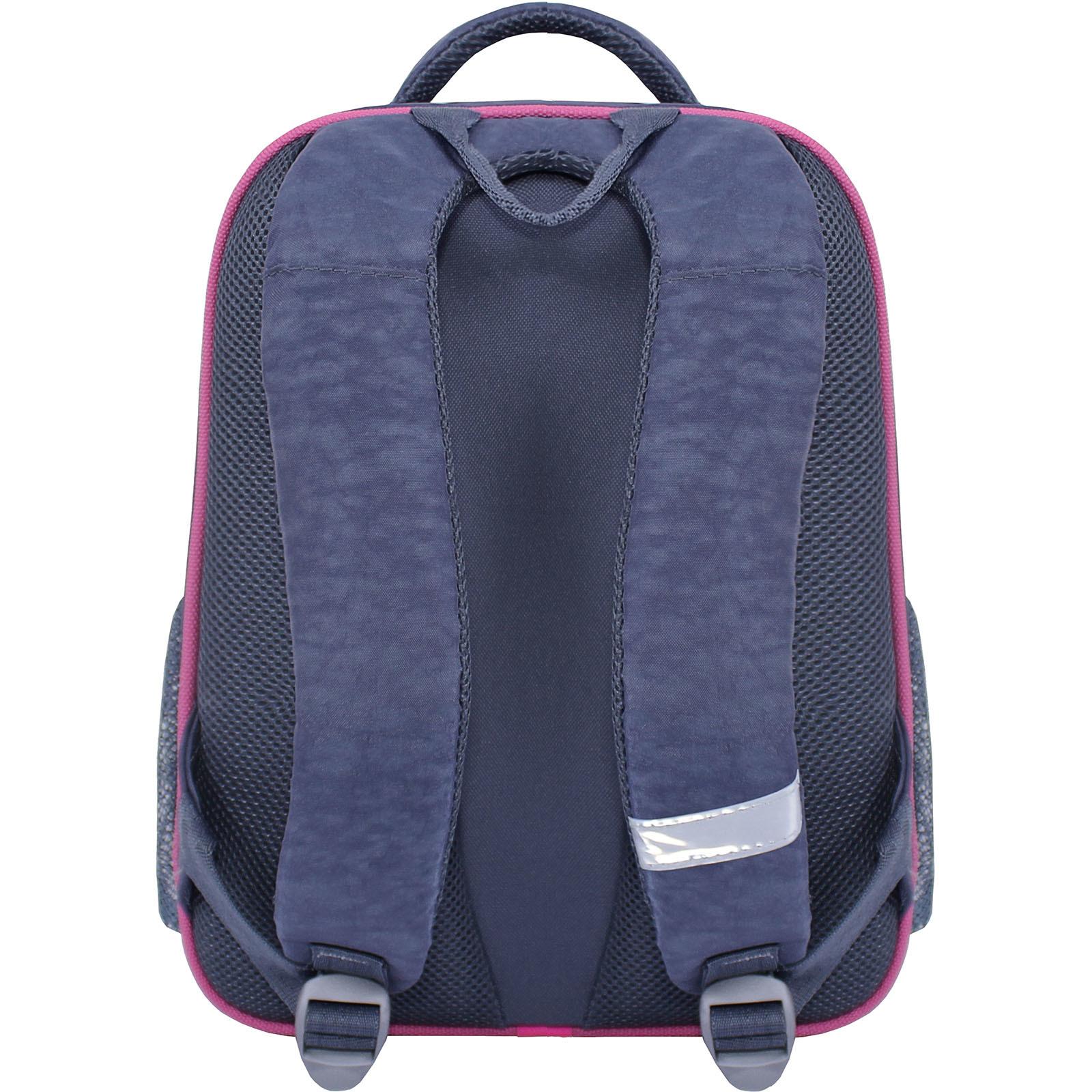 Рюкзак школьный Bagland Отличник 20 л. 321 серый 511 (0058070) фото 3