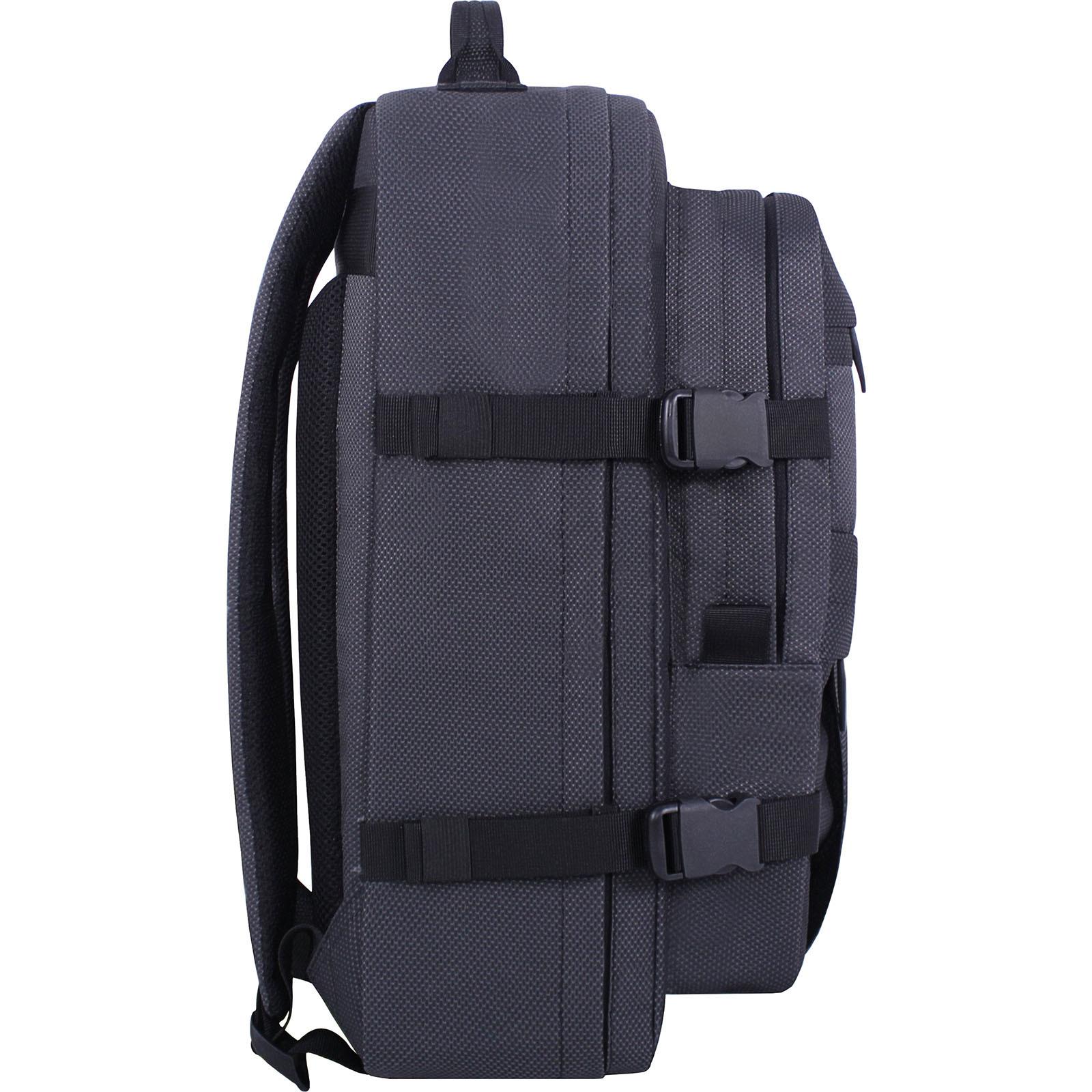 Рюкзак для ноутбука Bagland Jasper 19 л. Чёрный (00155169) фото 2