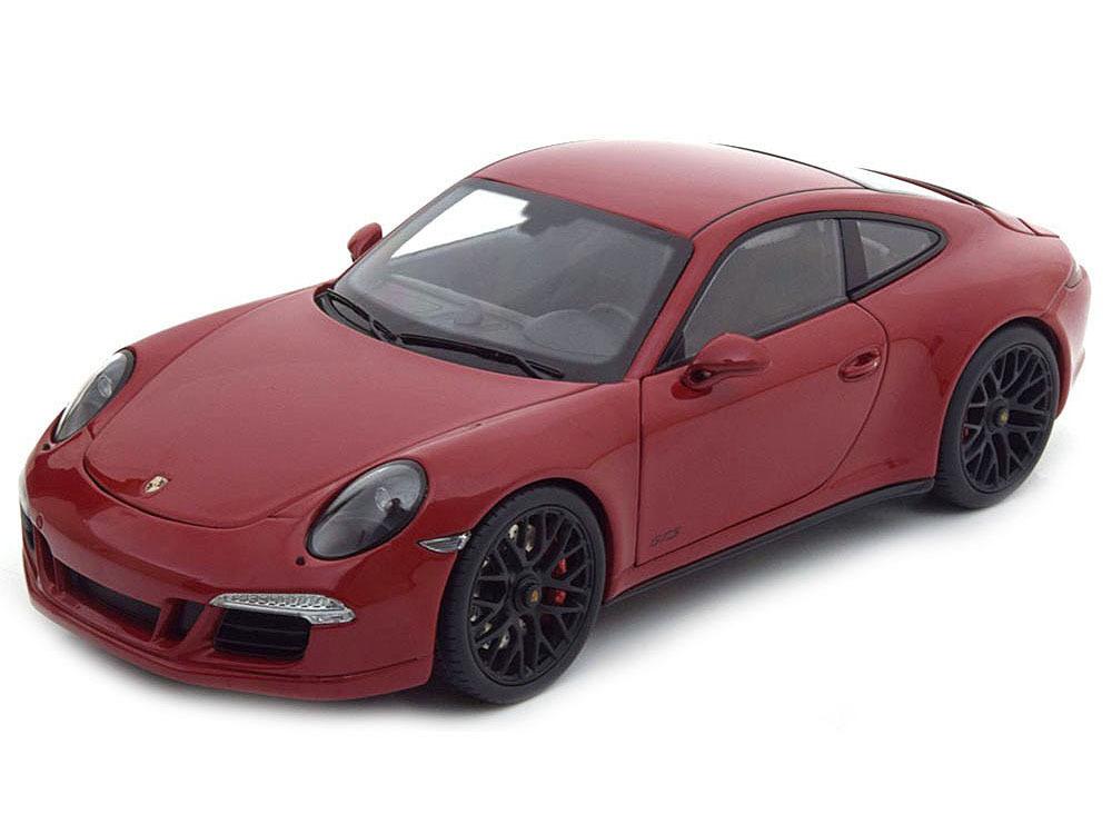 Коллекционная модель Porsche 911 Carrera GTS Coupe (991) 2015