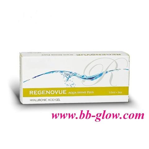 Биоревитализант Regenovue aqua Ahine Plus (1 упаковка 3 шприца по 3 мл.)
