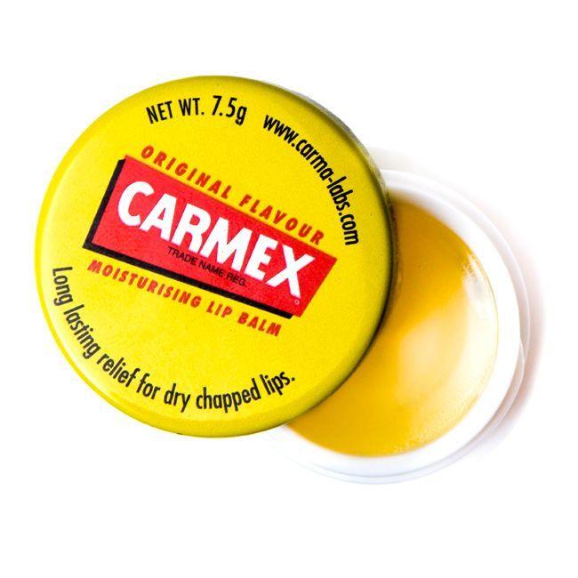 Carmex Original Jar бальзам для губ в баночке