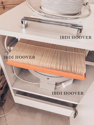 Сменный фильтр для вытяжки IBDI HOOVER