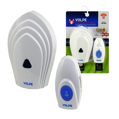 Volpe Звонок UDB-Q029 W-R1T1-16S-80M-WH
