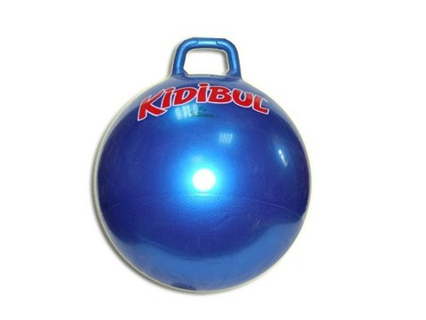 Мяч - прыгун с ручкой. Диаметр - 55 cм: B 055 Н