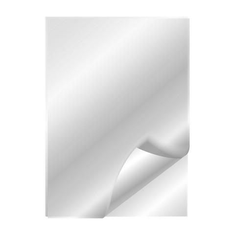Файл-вкладыш без перфорации Attache А4 30 мкм прозрачный гладкий 100 штук в упаковке