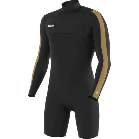Гидрокостюм короткий VISSLA 7 Seas Gadoo 2/2 LS Spring Suit