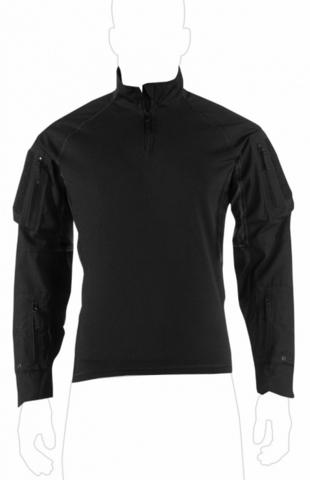Рубашка под бронежилет UF PRO Striker XT Combat Shirt, черная, новая
