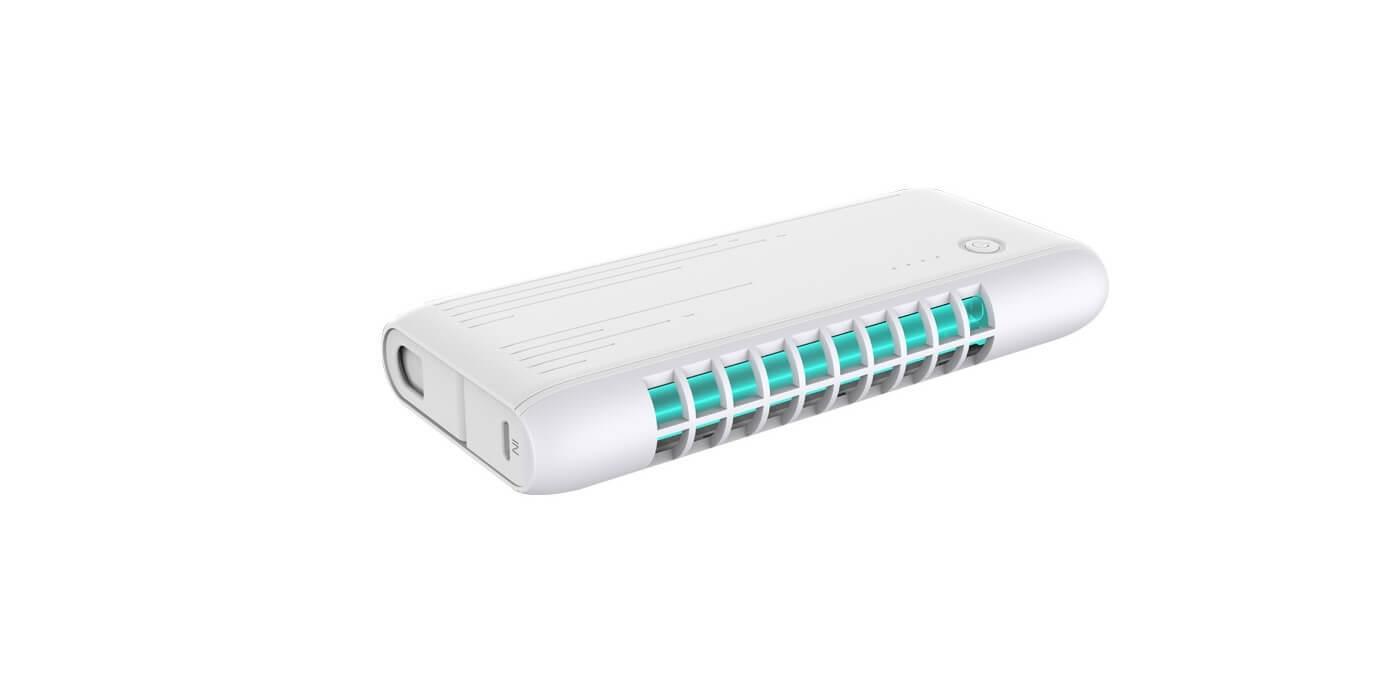 Портативное зарядное устройство с функцией УФ стерилизатора reClean Charge