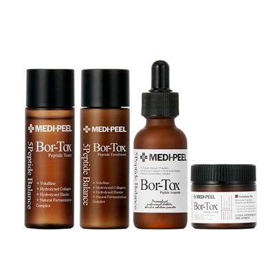 Набор MEDI-PEEL Bor-Tox 5 Peptide Multi Care Kit