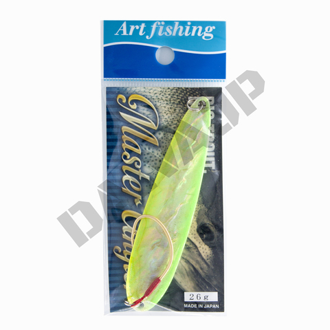 Блесна ART FISHING MASTER ANGLER SHELL NS-6