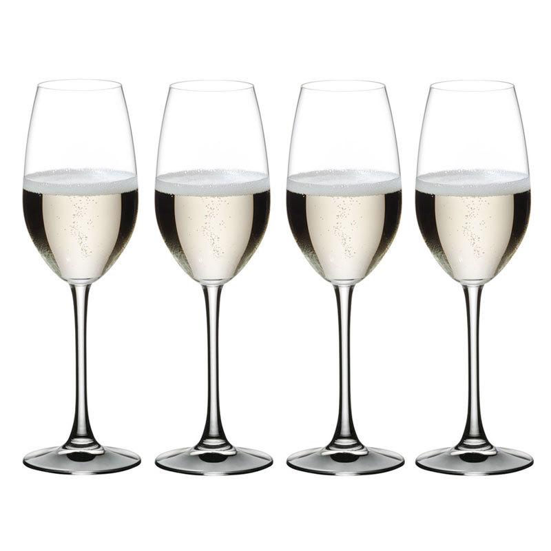 Купить набор бокалов для шампанского 4шт, 260мл, VIvino, Nachtmann