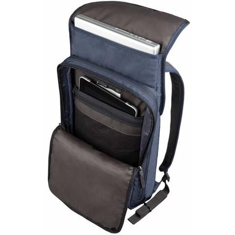 Рюкзак Victorinox Altmont 3.0 Flapover Laptop Pack 15,6', синий, 30x10x43 см, 13 л