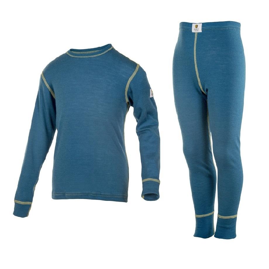 Детское термобелье Janus Turkis комплект голубой
