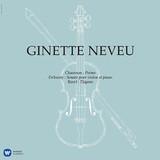 Ginette Neveu / Chausson: Poeme, Debussy: Violin Sonata, Ravel: Tzigane (LP)