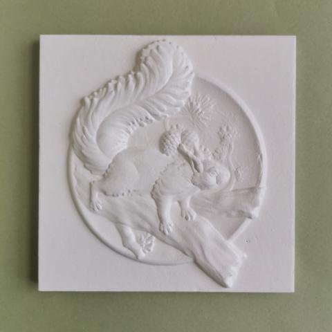 Плитка Каф'декоръ 10*10см., арт.3308