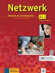 Netzwerk A1.2 Kurs- und Arbb. + CDs + DVD
