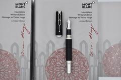 Перьевая ручка Writers Edition Homage to Victor Hugo Limited Edition