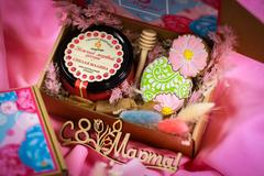 Медовый подарочный набор HoneyForYou на 8 Марта №4