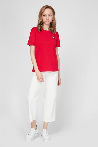 Женские белые джинсы Tommy Hilfiger